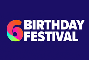 Lazada 6th Birthday Festival Countdown