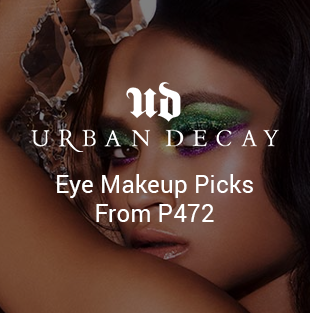 Eye Makeup on Urban Decay