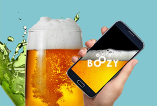 Get Cashback on your Boozy Orders