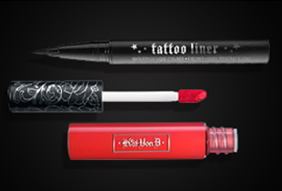 Sephora Promo: Free Kat Von D Mini Tattoo Liner in Trooper and a Mini Everlasting Liquid Lipstick in Outlaw (Min. spend P3,800 Kat Von D Beauty products)