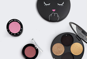 Sephora Promo: Free Sephora Black Custom Palette (Min. spend on P918 on colorful eyeshadow) with voucher code GETBLACKPH