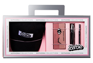 Barbie Collection x Sephora Collection now available!