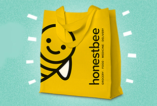 Honestbee Promo: Free delivery and eco bag (Min. spend P2,500)