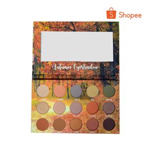 Autumn Eyeshadow Palette