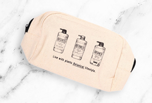 Sephora Promo: Free Botanist Pouch with sample sachets (for every purchase on Botany products) with voucher code BOTANIST