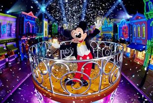 Hong Kong Disneyland Park Ticket starts at P3,731 on Klook!