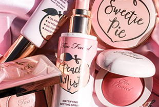 Too Faced Peaches and Cream collection Sale now on Sephora!