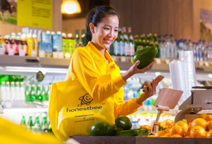 Honestbee Promo Code: Get P500 off on your FIRST grocery order (Min. spend P2,500)