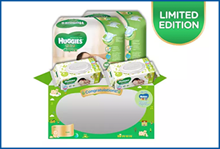 Huggies diaper promo order online on lazada exclusive limited edition