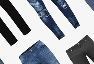 Jeans Sale Up to 50% off!
