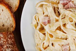 Foodpanda Promo: Free Pan con Tomate Classic when you order P950 and more on Trufa Pasta Bar!