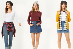 Forever 21 Back to School Promo