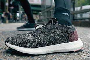 Promo Code on Adidas PureBOOST GO now available on ZALORA!
