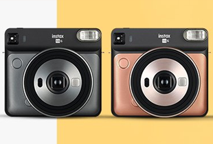 Fujifilm Polaroid Cameras starts at P2,910!