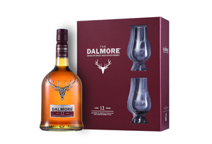 Boozy Promo: FREE 2 Dalmore Whisky Glasses when you purchase 1 The Dalmore 12yr