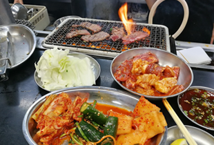 KKday Korea Food Trip