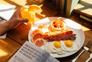 Order breakfast on Honestbee: Discounts & Cashback!