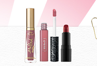 Sephora 3 Mini Lippie Promo