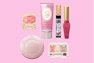 Canmake Japanese Makeup now available on Rakuten Global Market!