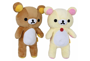 Exclusive Rakuten Global Promo: Buy Rilakkuma Collectibles For As Low As P160!