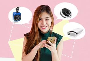 [App Only] Lazada Promo: Electronics below P999!