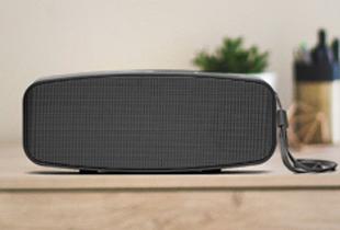 The Bluetooth Speaker Promo
