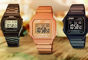 [App Only] Lazada Promo: Casio Sale Up to 60% off!