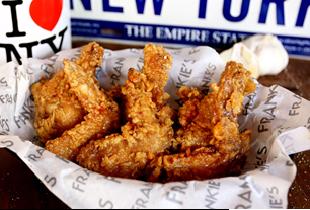 Best Chicken Wings in Manila