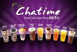 Order Milktea from Chatime