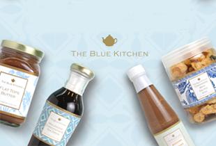 Honestbee Blue Kitchen