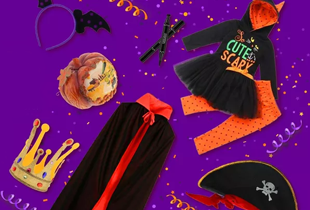 [App Only] Lazada Halloween Collection Sale: Up to 50% off!