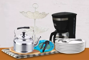 [App Only] Lazada Sale:  Big Kitchen Upgrade for as low as P30!