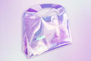 Sephora Promo: FREE Holographic Handle Bag with any purchase from Marie Dalgar Color Studio!