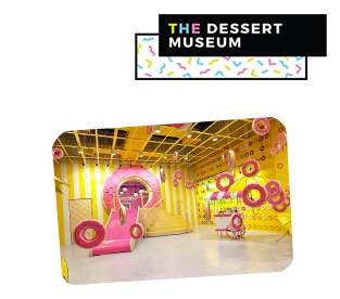 The Dessert Museum Ticket