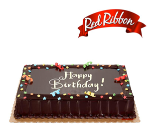 Red Ribbon Cakes & Treats