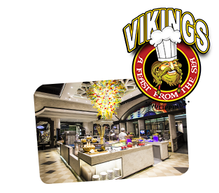 Vikings Buffet GC