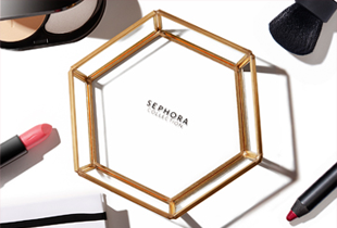 Sephora Promo: Get a FREE luxe makeup organizer when you spend of P2,000 on Sephora Collection!