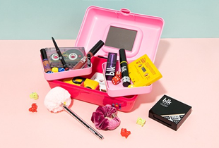 Lazada blk Cosmetics 90's Collection