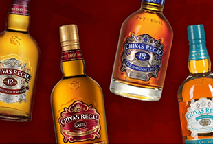 Boozy Chivas Regal Freebie