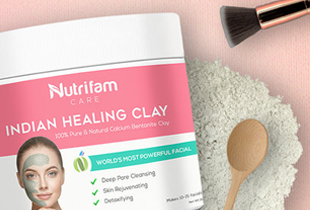 BeautyMNL Promo: Nutrifam Indian Healing Clay Sale 30% off!
