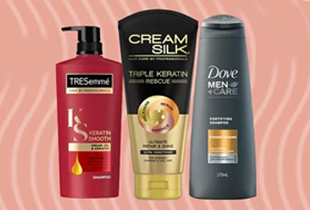 [Android App Only] Lazada Promo: Unilever Hair Faves Sale Up to 50% off!