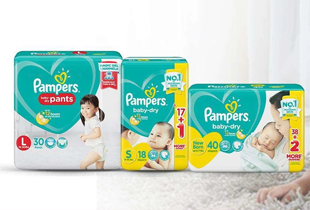 [Android App Only] Lazada Promo:  Pampers Sale Up to 20% off!