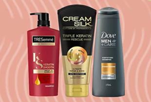 Lazada Hair Care Promo
