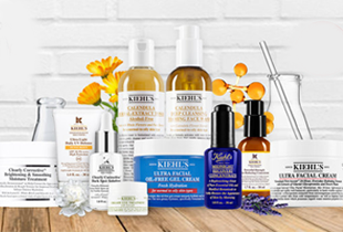 Kiehl's now available on BeautyMNL: Get FREE pouch and deluxe sample for first 100 buyers!