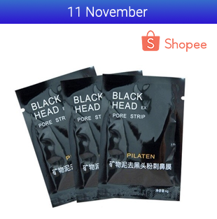 Pilaten Black Head Pore Strip