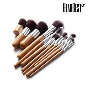 Vegan Makeup Bamboo Brush