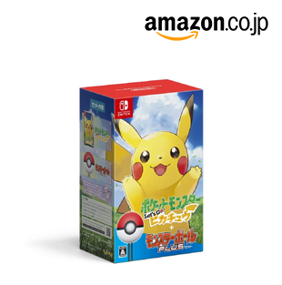 Pikachu PokeBall Plus Set