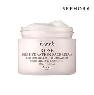 Rose Hydration Face Cream