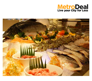 52% Off: Eat-All-You-Can at Midas Hotel