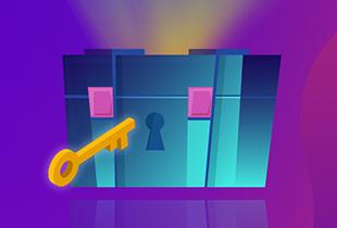 Treasure Chest Key: HELLOALEXA